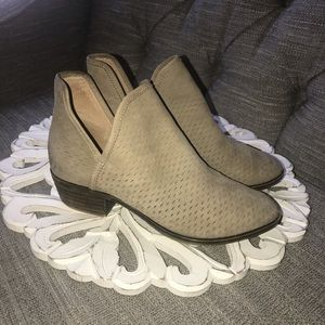 Lucky Brand Ankle Boots Bootie Woman's 7